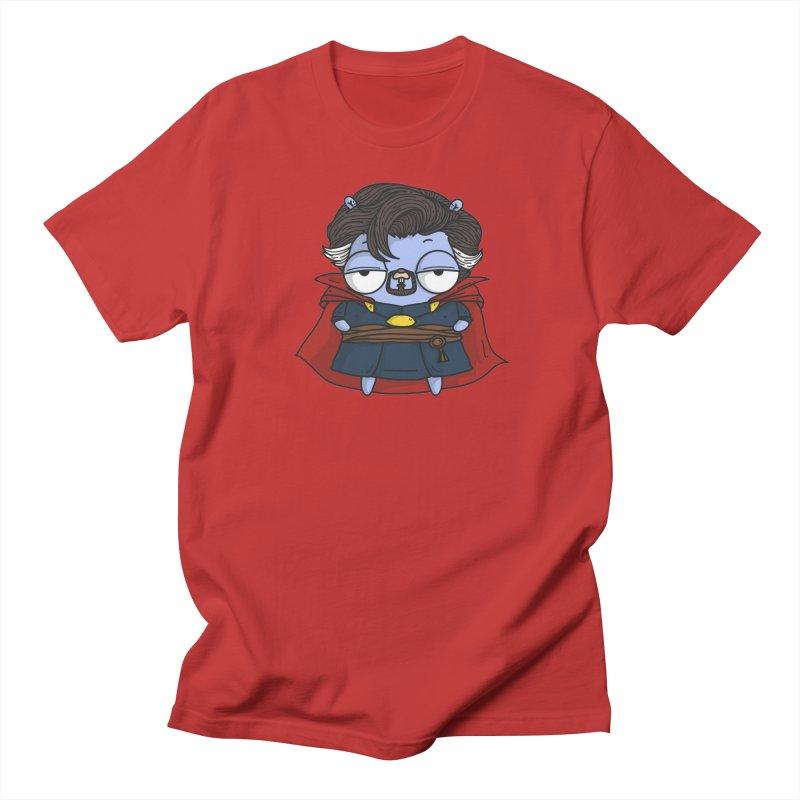 Gopher Strange Men's Regular T-Shirt by Women Who Go