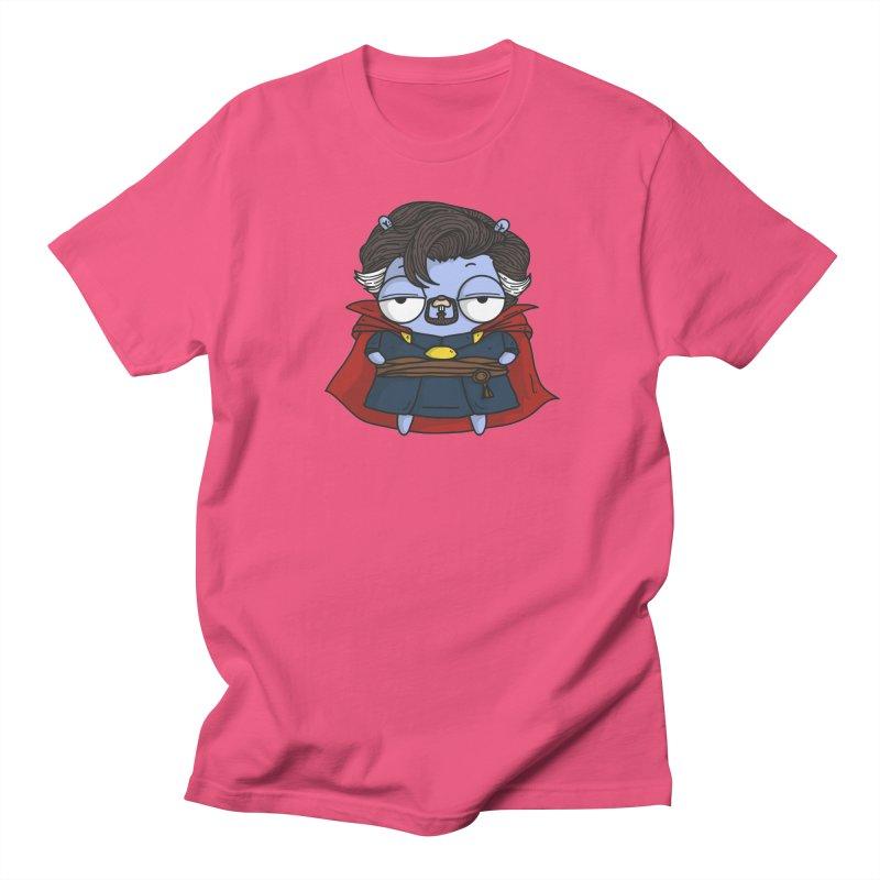 Gopher Strange Men's T-Shirt by Women Who Go