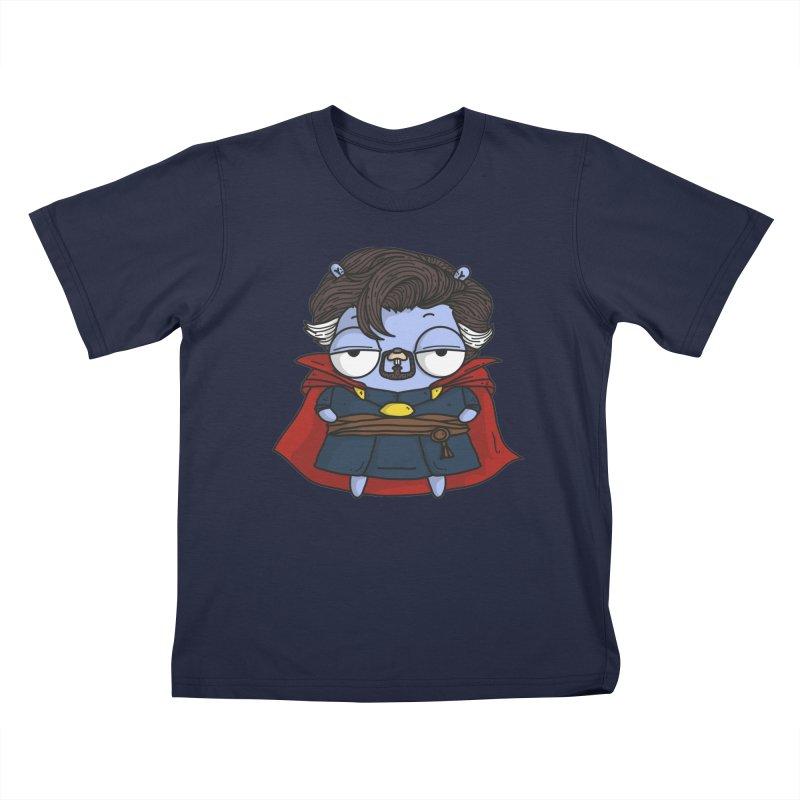 Gopher Strange Kids T-Shirt by Women Who Go