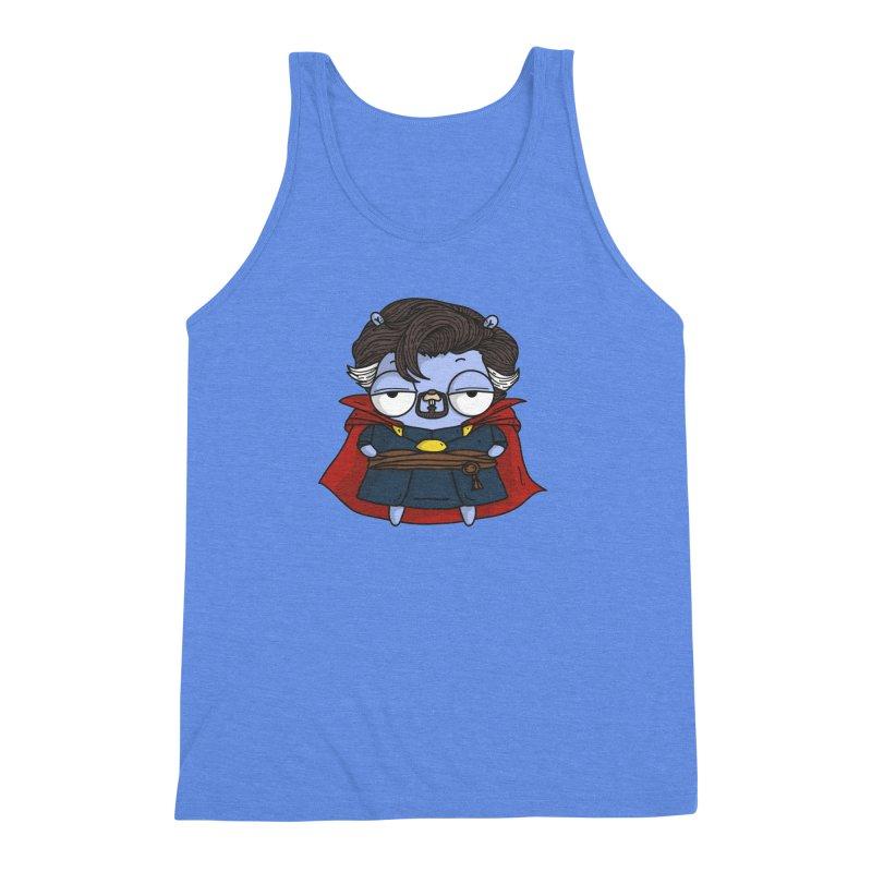 Gopher Strange Men's Triblend Tank by Women Who Go