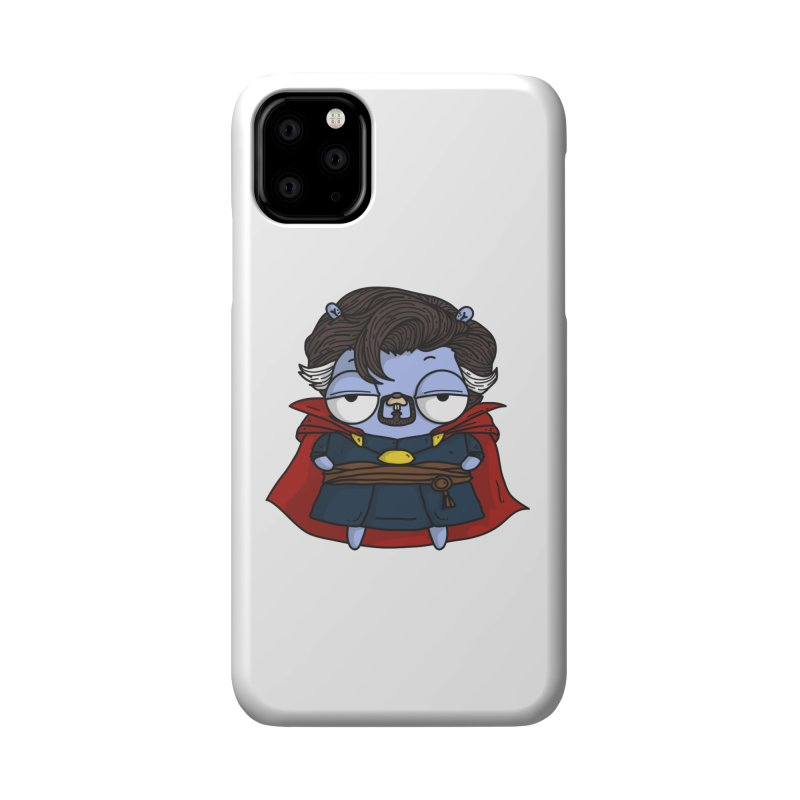 Gopher Strange Accessories Phone Case by Women Who Go