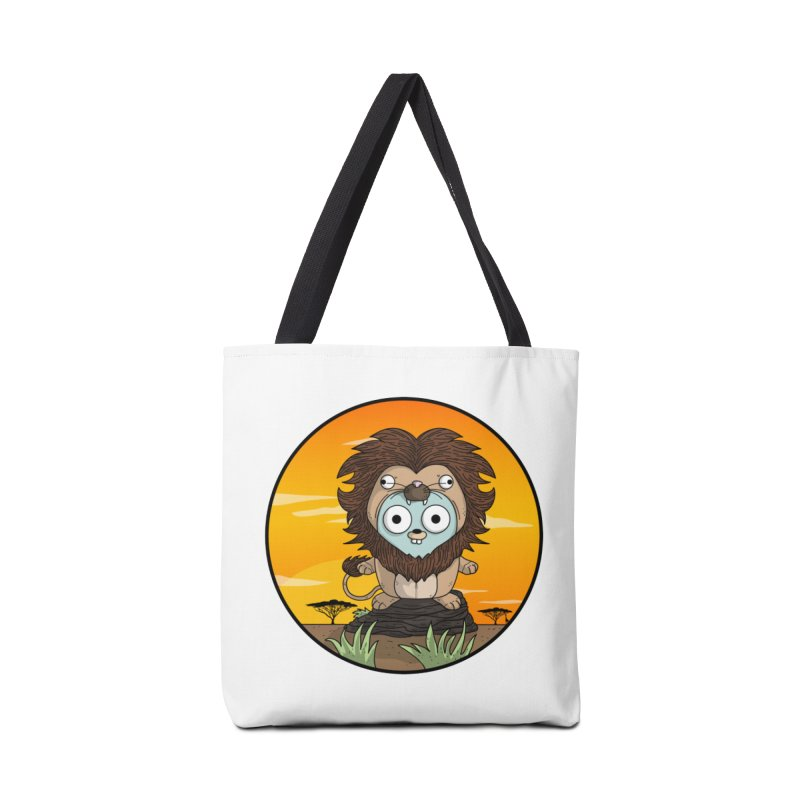 Gopher Lion Accessories Tote Bag Bag by Women Who Go