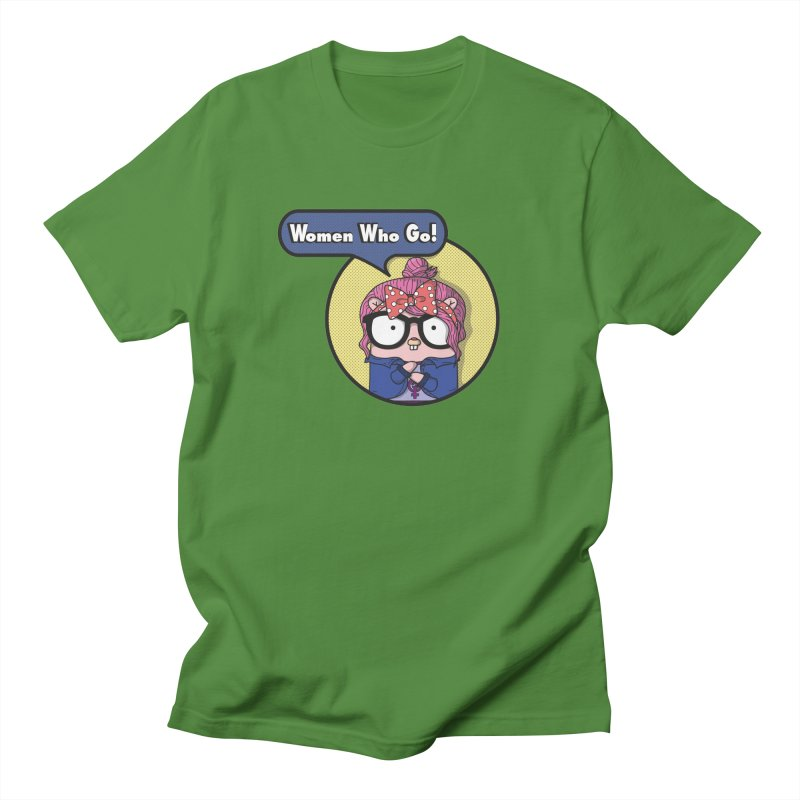 Women Who Go Men's T-Shirt by Women Who Go