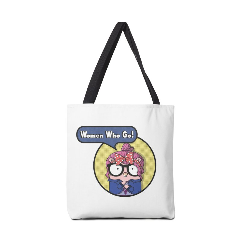 Women Who Go Accessories Tote Bag Bag by Women Who Go