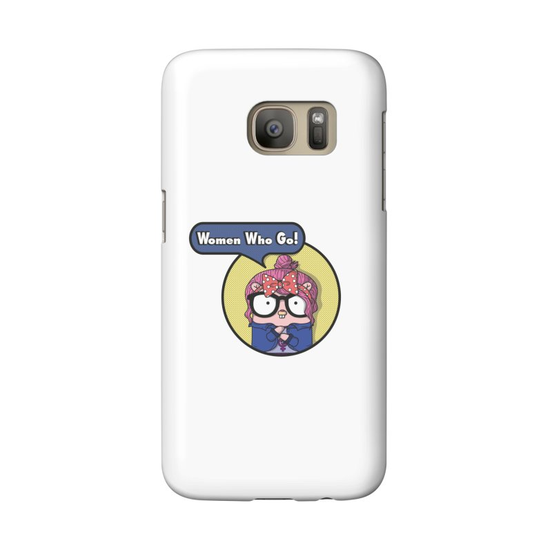 Women Who Go Accessories Phone Case by Women Who Go