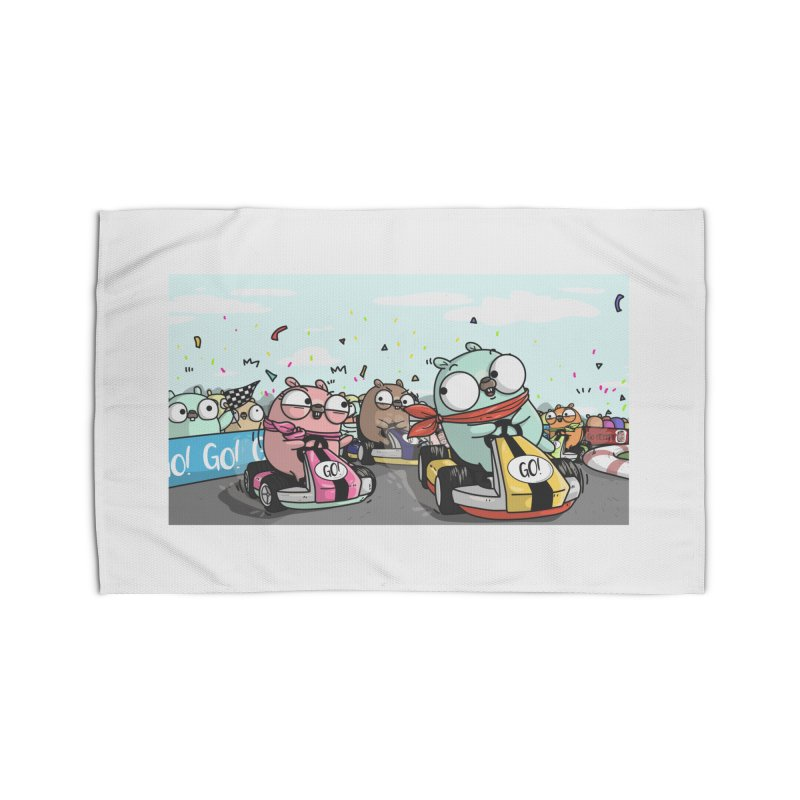 Go Race Home Rug by Women Who Go