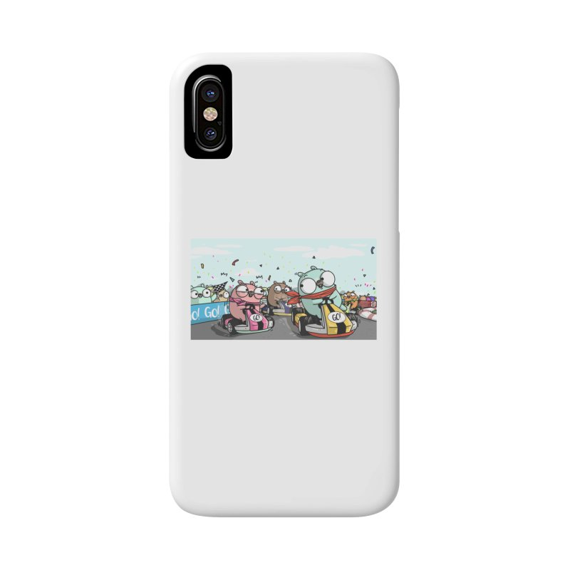 Go Race Accessories Phone Case by Women Who Go
