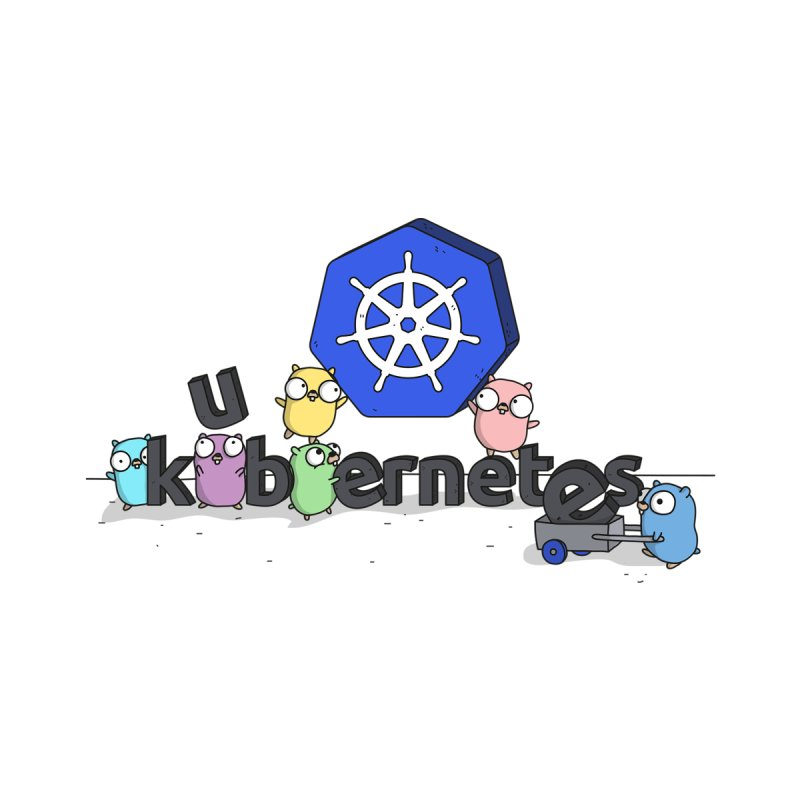 Kubernetes Gophers by Women Who Go