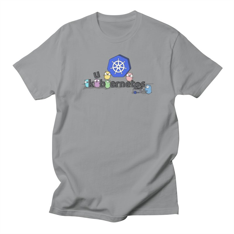Kubernetes Gophers Women's Regular Unisex T-Shirt by Women Who Go