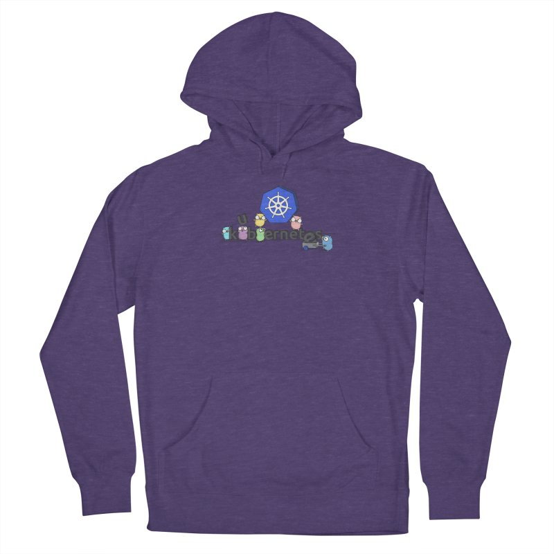 Kubernetes Gophers Women's Pullover Hoody by Women Who Go