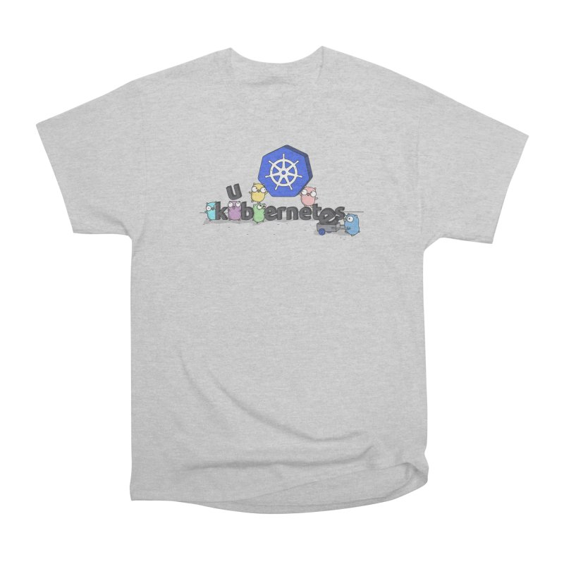 Kubernetes Gophers Men's Classic T-Shirt by Women Who Go