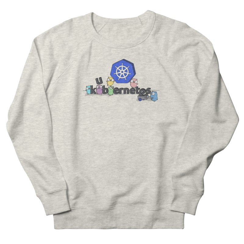 Kubernetes Gophers Men's French Terry Sweatshirt by Women Who Go