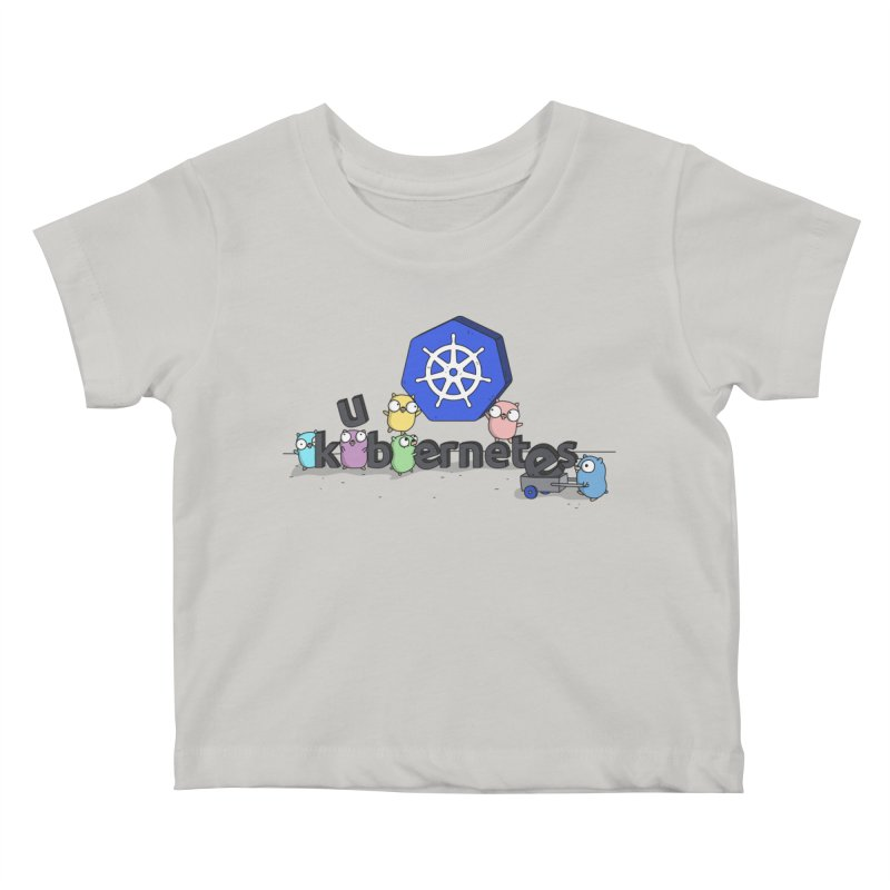 Kubernetes Gophers Kids Baby T-Shirt by Women Who Go
