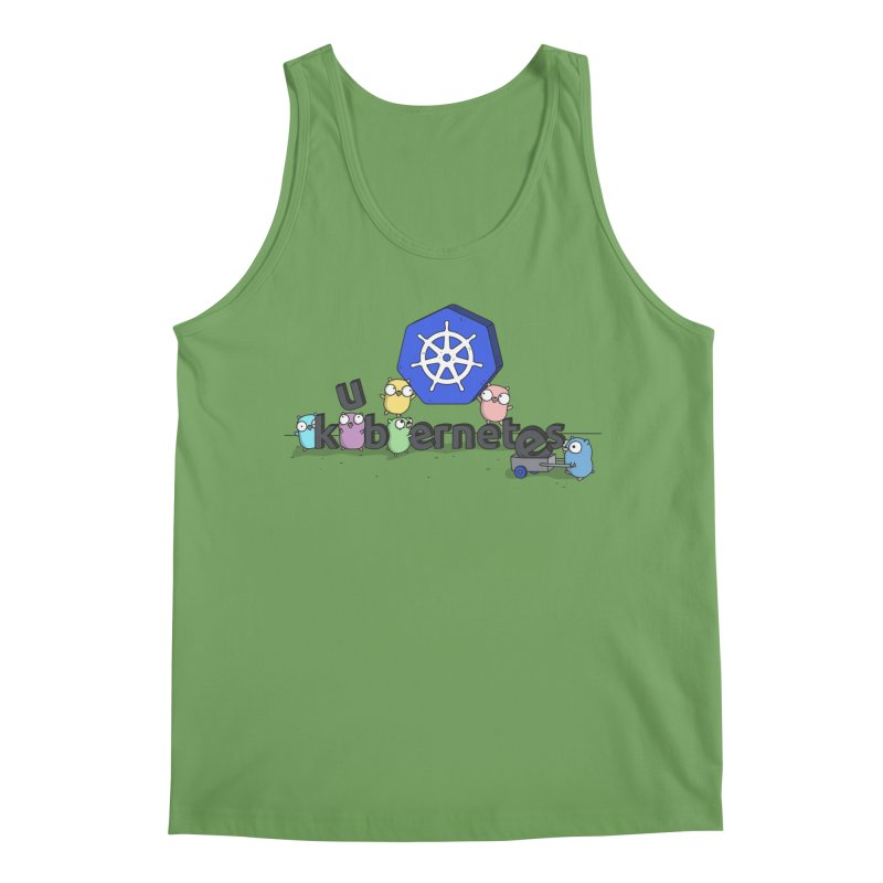 Kubernetes Gophers Men's Tank by Women Who Go