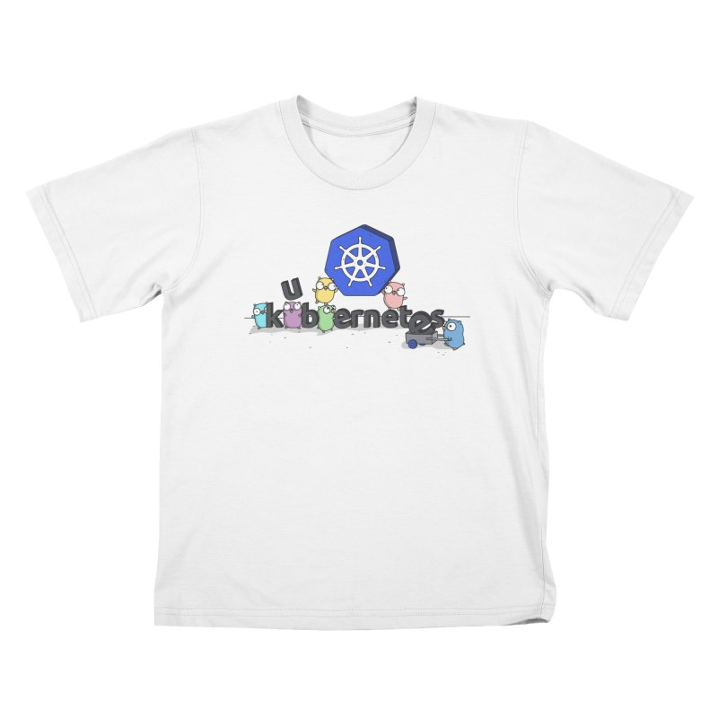 Kubernetes Gophers Kids T-Shirt by Women Who Go