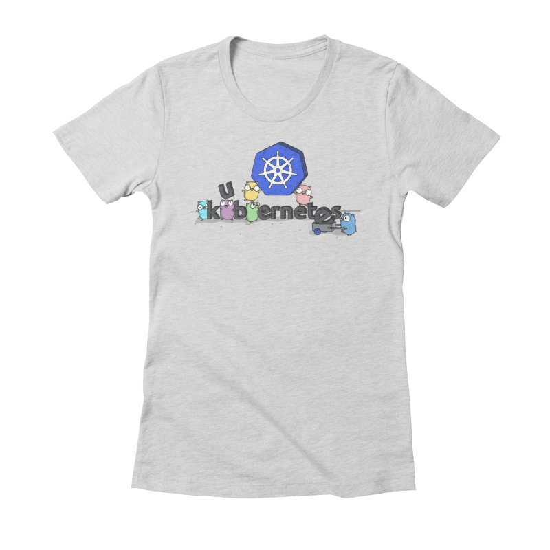 Kubernetes Gophers Women's T-Shirt by Women Who Go