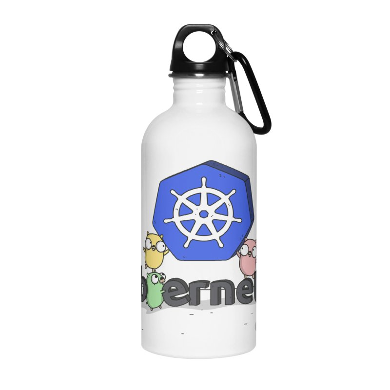 Kubernetes Gophers Accessories Water Bottle by Women Who Go