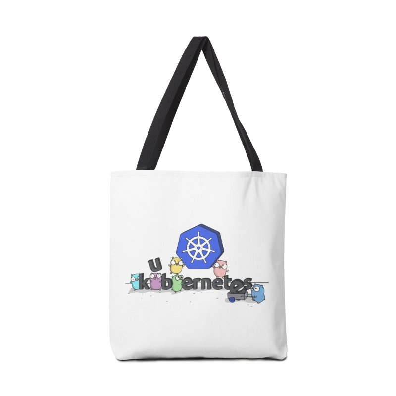 Kubernetes Gophers Accessories Bag by Women Who Go