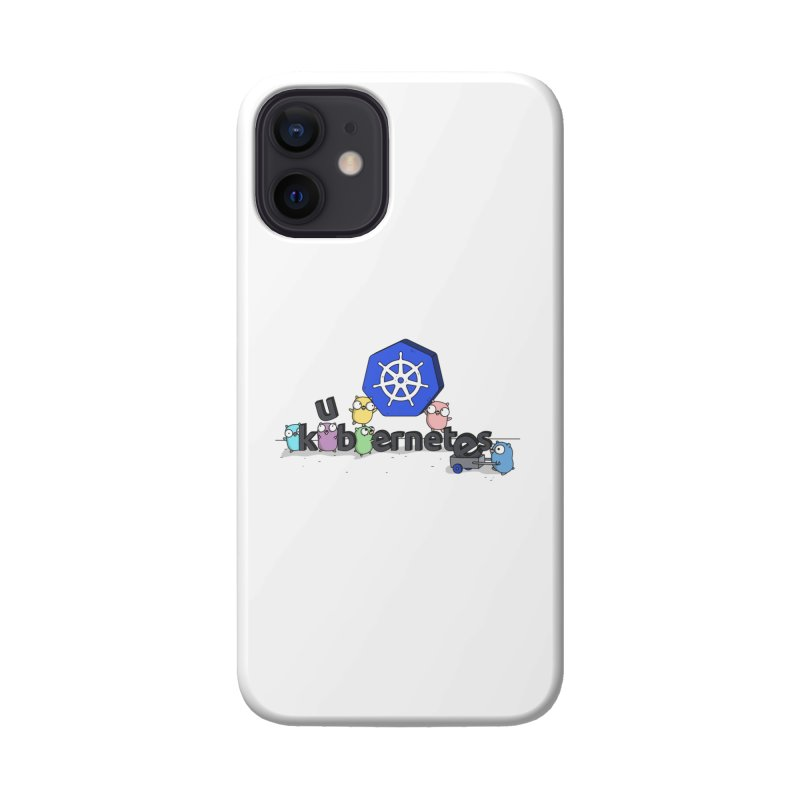 Kubernetes Gophers Accessories Phone Case by Women Who Go