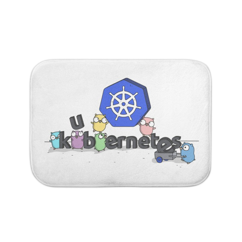 Kubernetes Gophers Home Bath Mat by Women Who Go