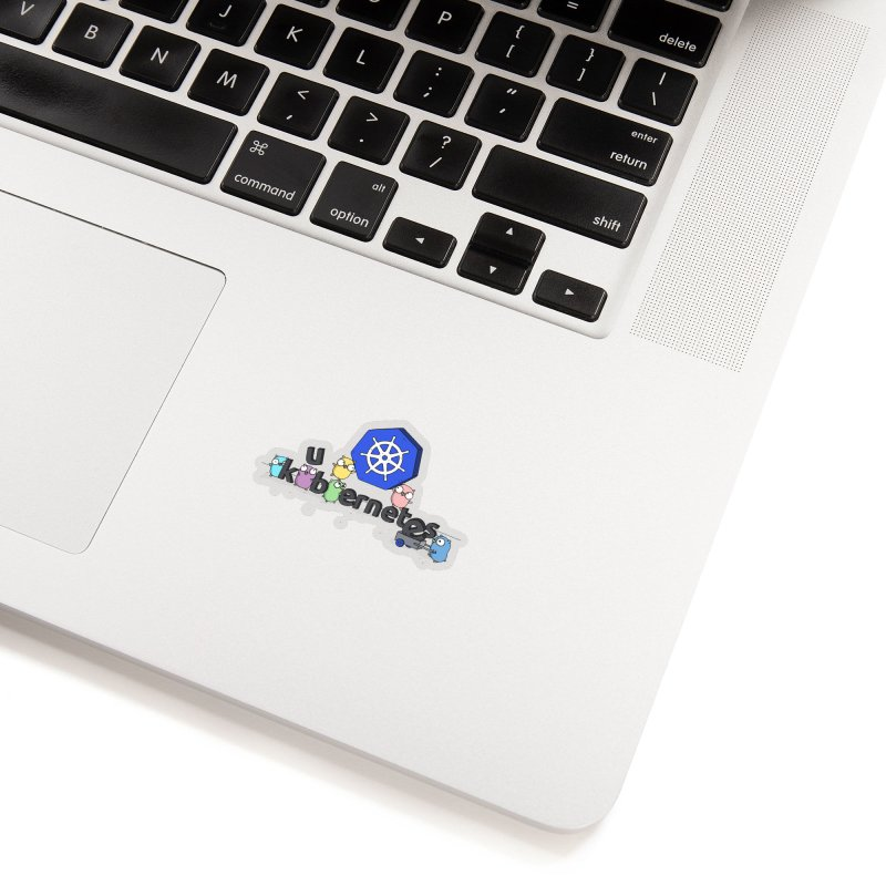 Kubernetes Gophers Accessories Sticker by Women Who Go