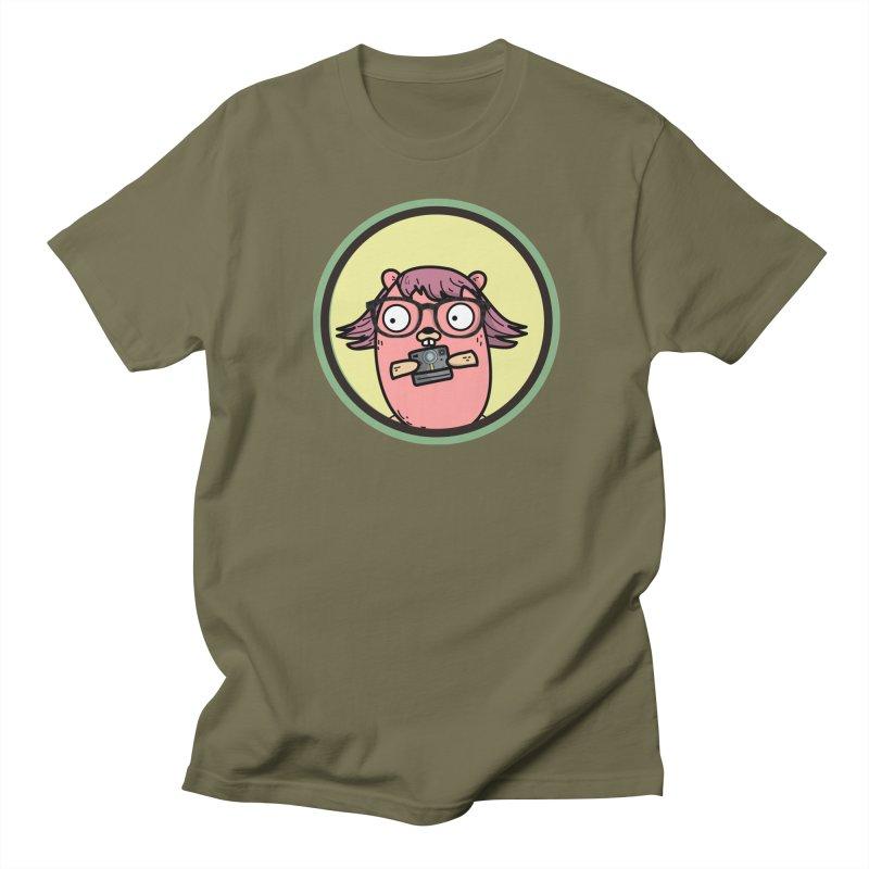 Vintage Gopher Men's Regular T-Shirt by Women Who Go