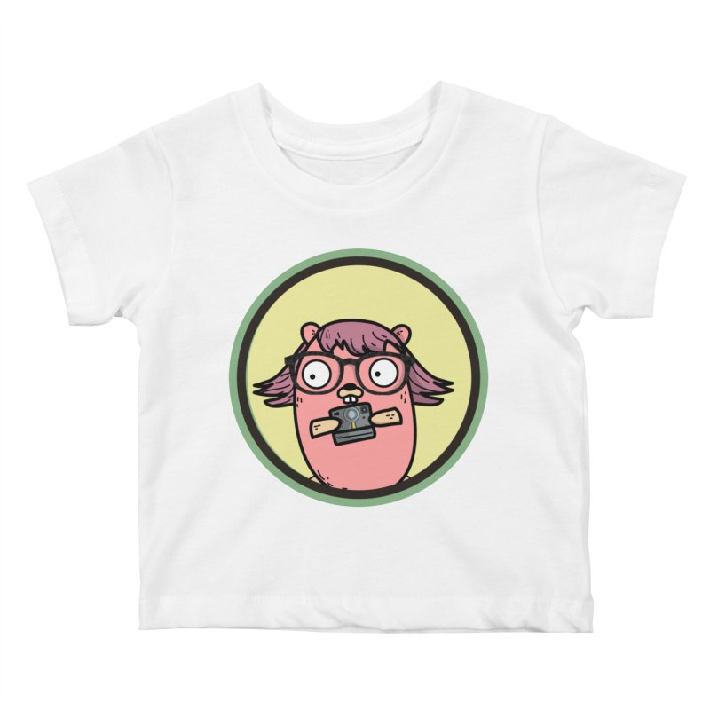 Vintage Gopher Kids Baby T-Shirt by Women Who Go