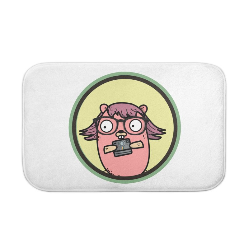 Vintage Gopher Home Bath Mat by Women Who Go