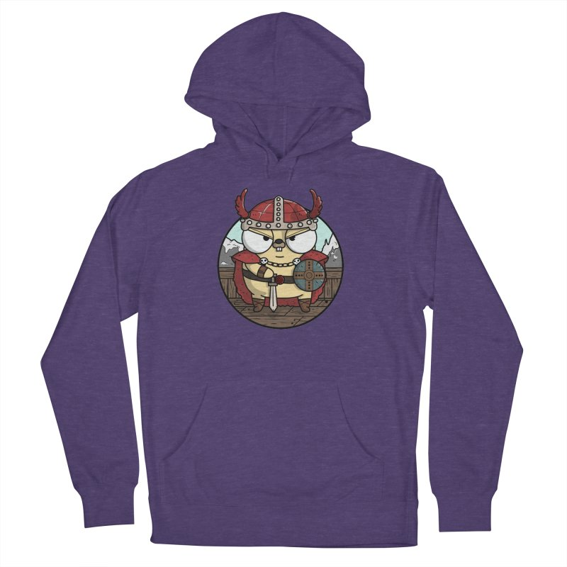 Viking Gopher Women's French Terry Pullover Hoody by Women Who Go