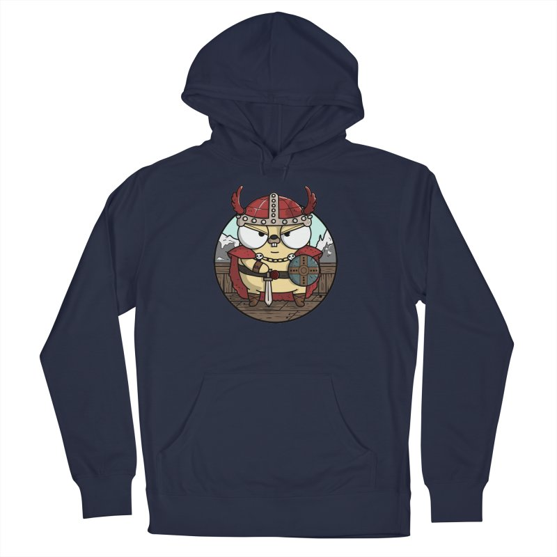 Viking Gopher Men's Pullover Hoody by Women Who Go