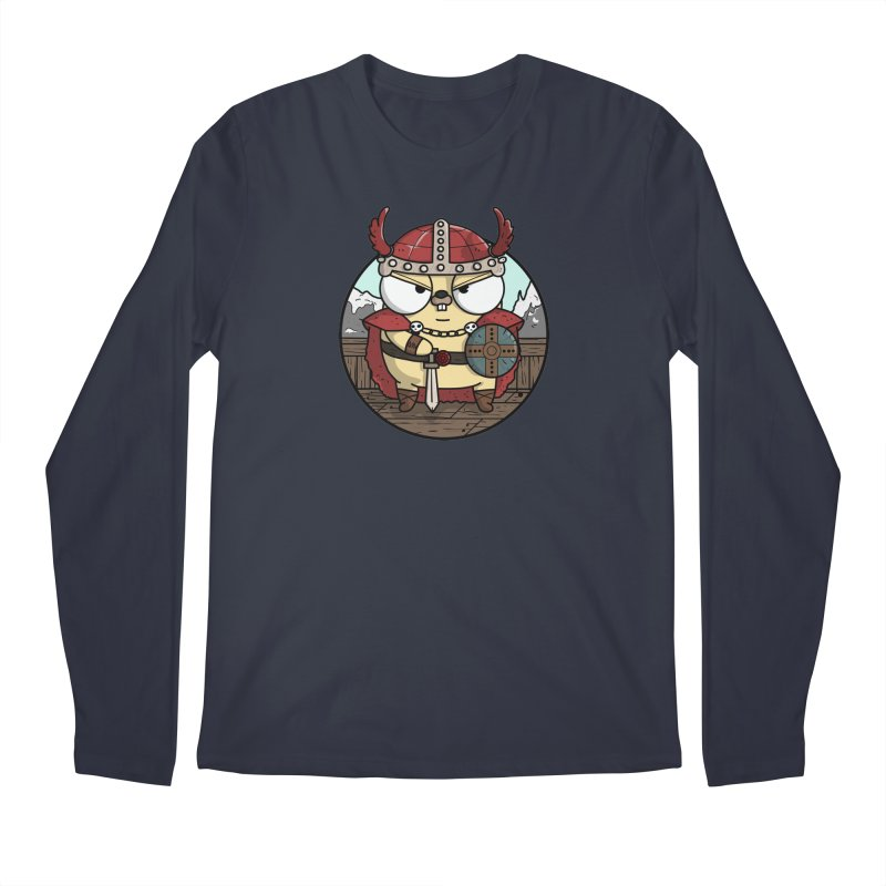 Viking Gopher Men's Longsleeve T-Shirt by Women Who Go