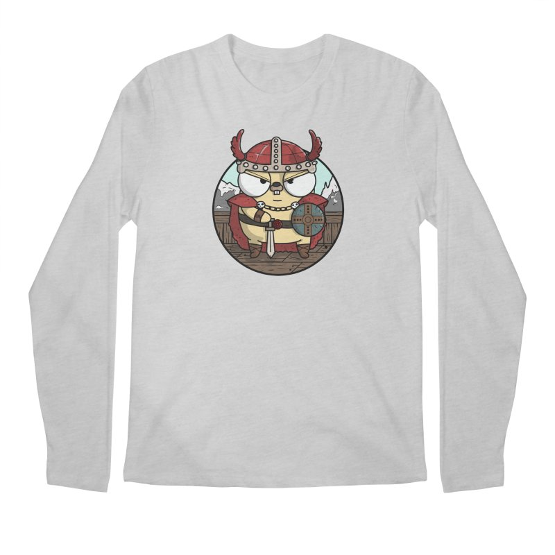 Viking Gopher Men's Regular Longsleeve T-Shirt by Women Who Go