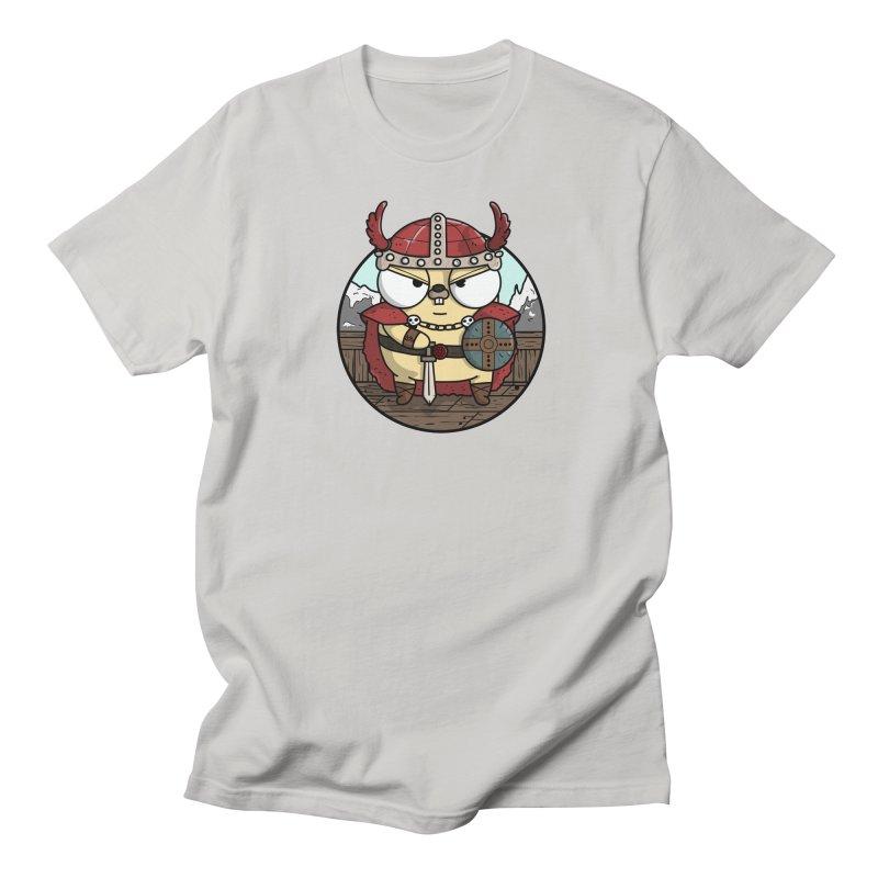 Viking Gopher Women's Regular Unisex T-Shirt by Women Who Go