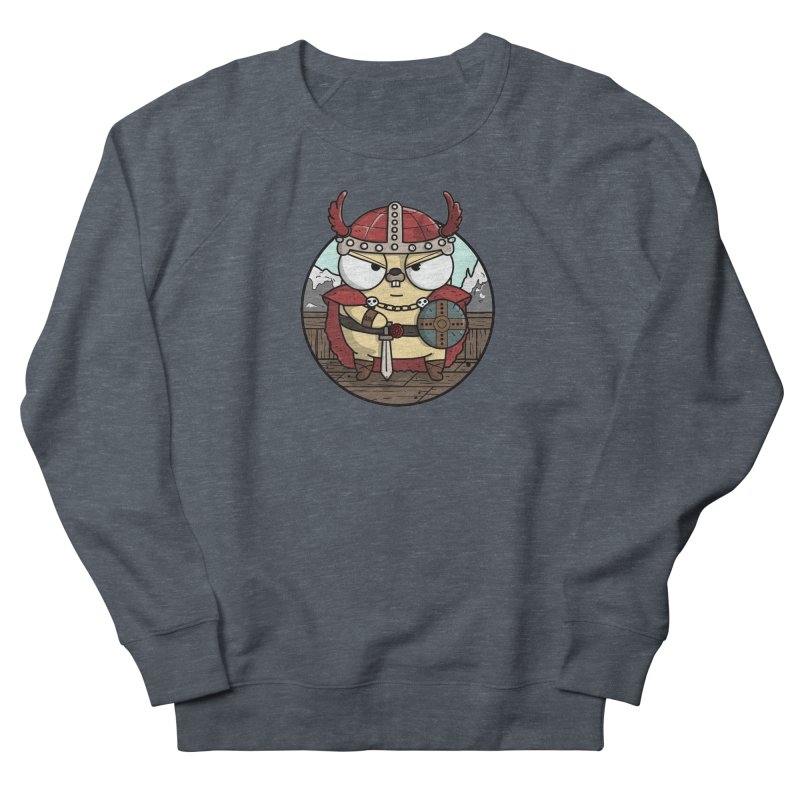 Viking Gopher Women's French Terry Sweatshirt by Women Who Go