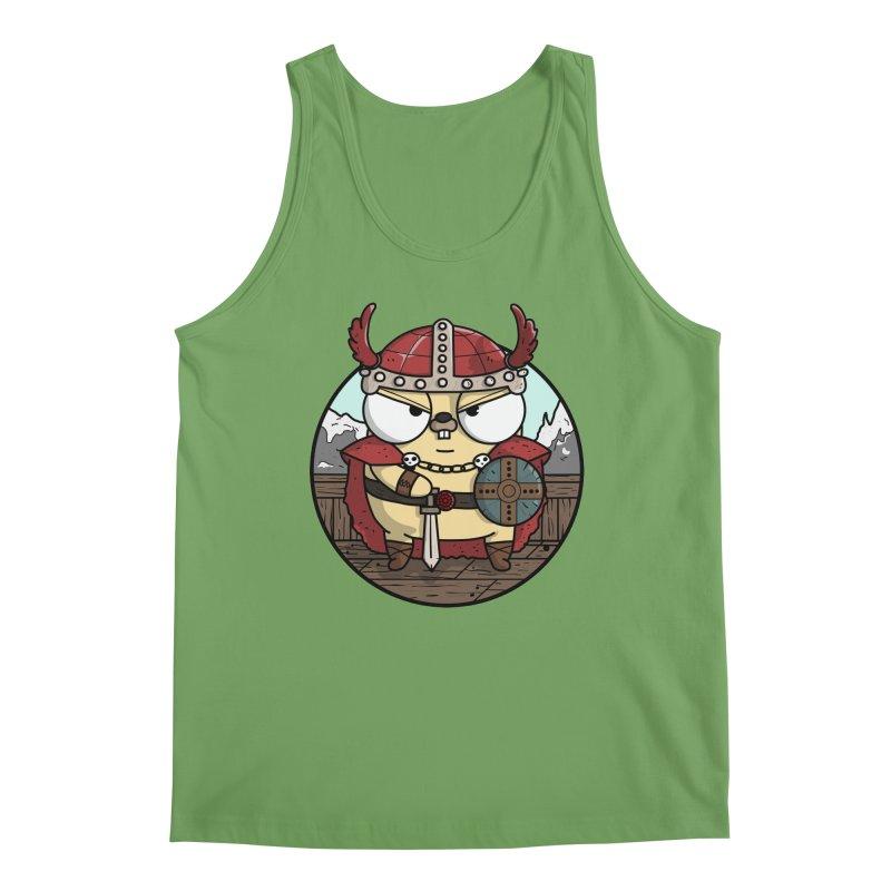 Viking Gopher Men's Tank by Women Who Go