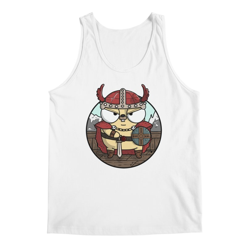 Viking Gopher Men's Regular Tank by Women Who Go