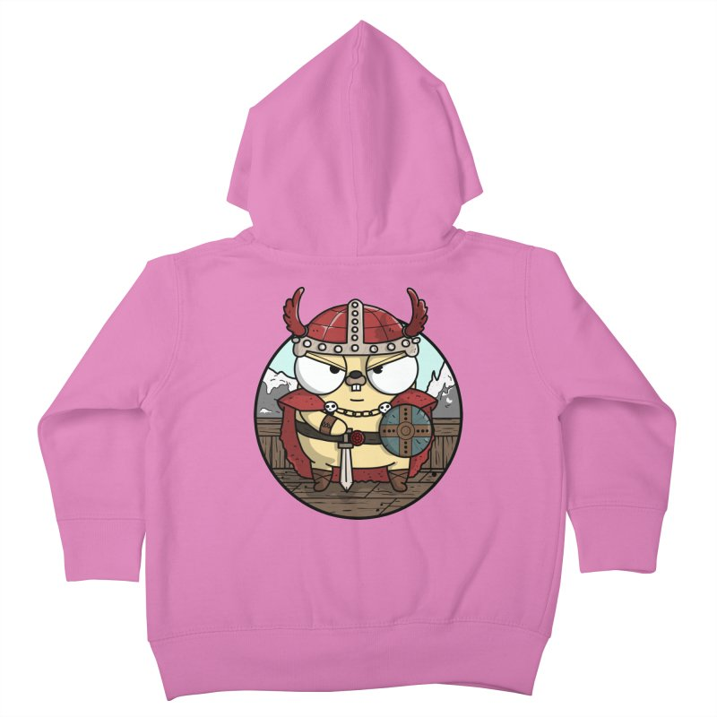 Viking Gopher Kids Toddler Zip-Up Hoody by Women Who Go