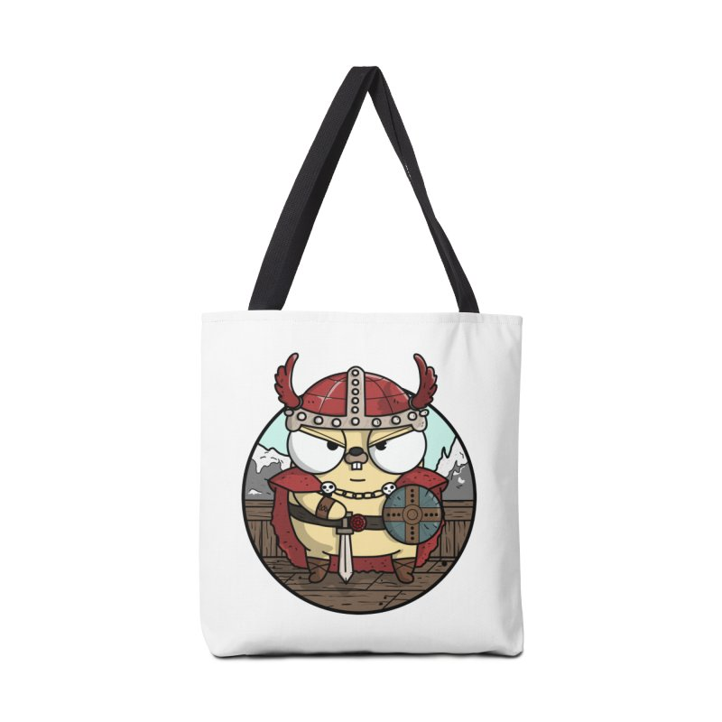 Viking Gopher Accessories Tote Bag Bag by Women Who Go