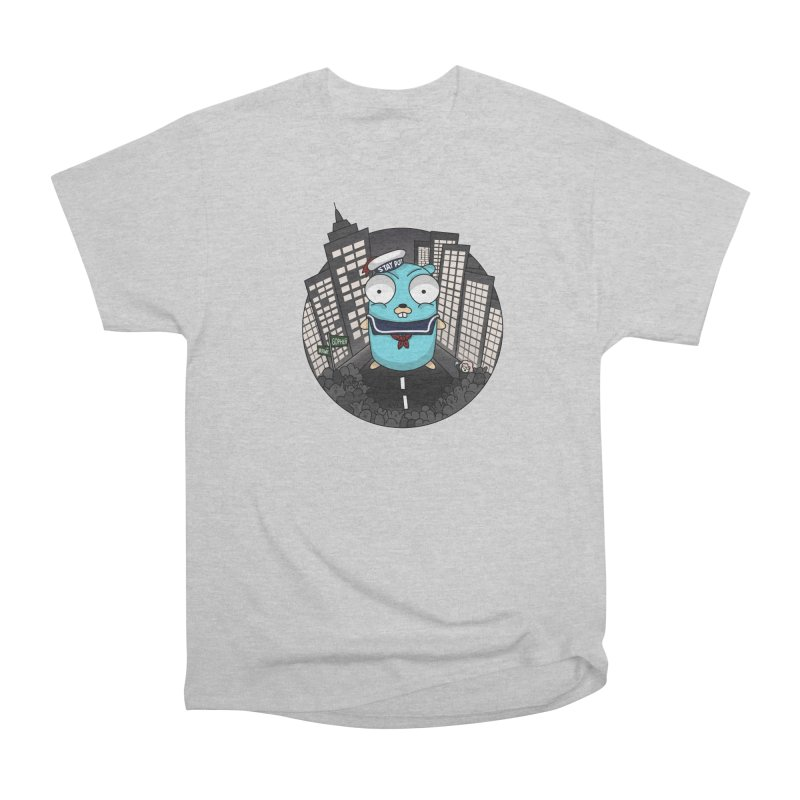 StayPuft Gopher Men's T-Shirt by Women Who Go