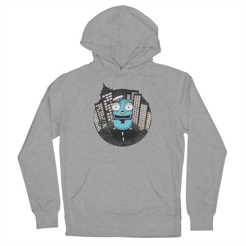 StayPuft Gopher Women's Pullover Hoody by Women Who Go