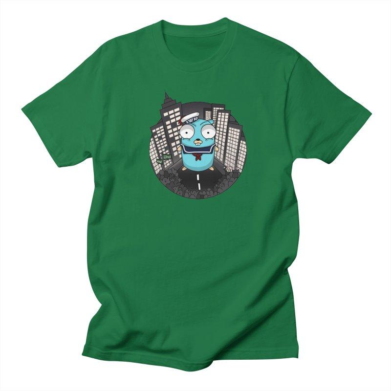 StayPuft Gopher Women's Regular Unisex T-Shirt by Women Who Go