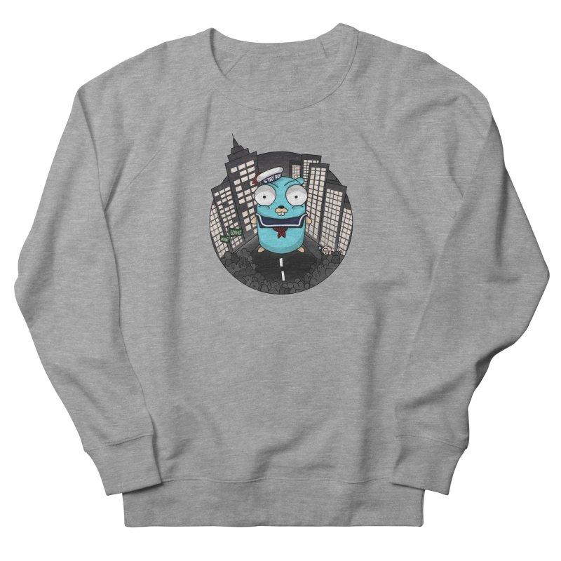 StayPuft Gopher Women's Sweatshirt by Women Who Go