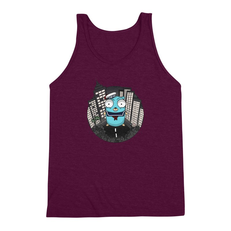 StayPuft Gopher Men's Tank by Women Who Go