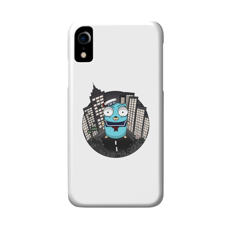 StayPuft Gopher Accessories Phone Case by Women Who Go