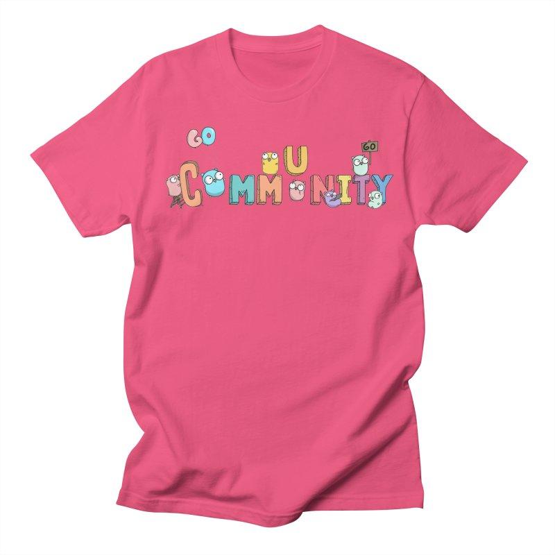 Go Community Men's T-Shirt by Women Who Go