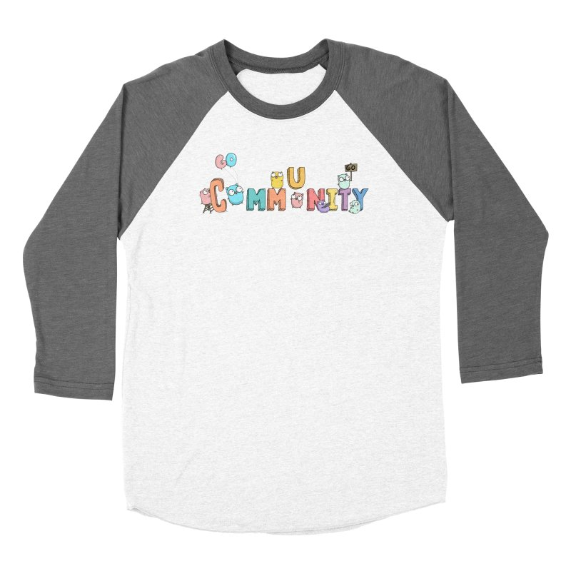 Go Community Women's Longsleeve T-Shirt by Women Who Go