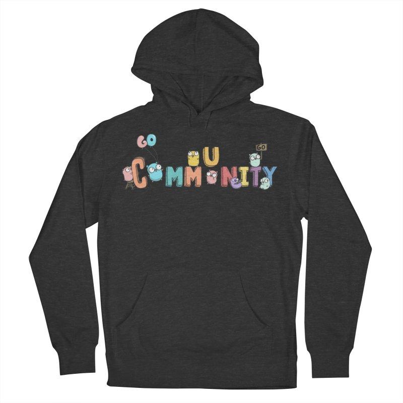 Go Community Women's Pullover Hoody by Women Who Go