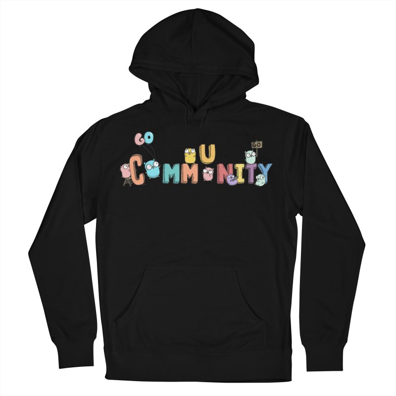 Go Community Women's Pullover Hoody by Women Who Go