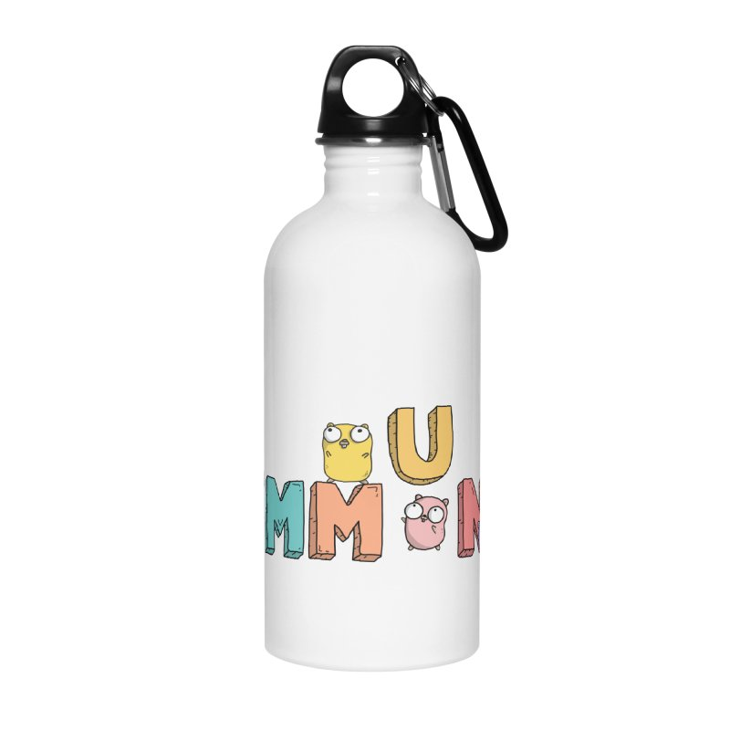 Go Community Accessories Water Bottle by Women Who Go