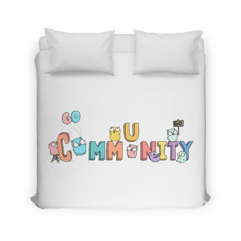 Go Community Home Duvet by Women Who Go